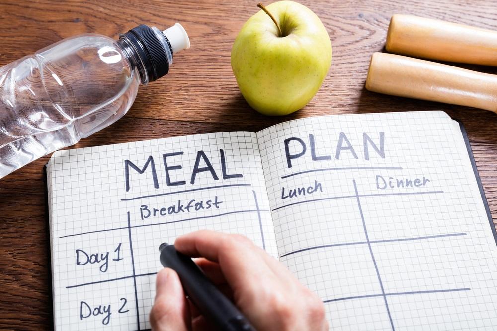 Bijhouden wat je eet en drinkt