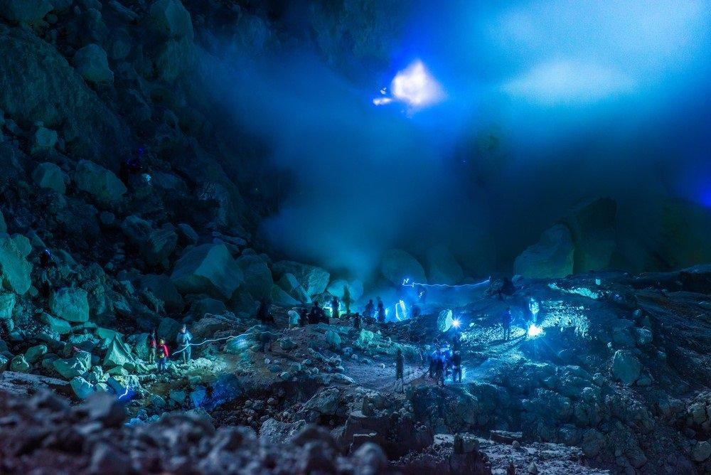 De 7 meest bizarre plekken op Aarde